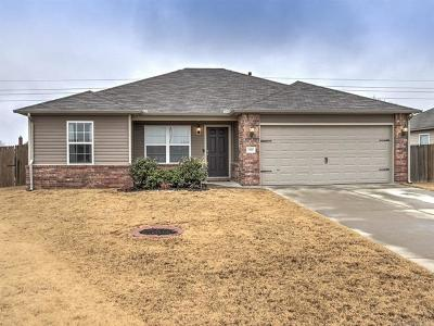 Broken Arrow Single Family Home For Sale: 25005 E 91st Place S
