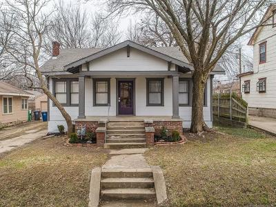 Tulsa Single Family Home For Sale: 2036 E 12th Street