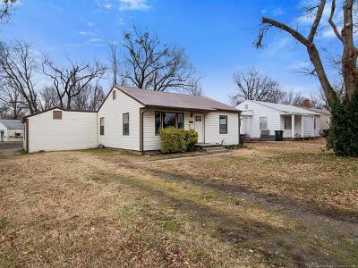 Claremore Single Family Home For Sale: 302 E 12th Street