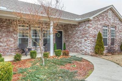 Sand Springs Single Family Home For Sale: 1116 S 222nd West Avenue