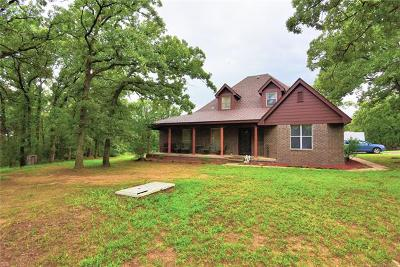 Kellyville Single Family Home For Sale: 14514 S 217th West Avenue