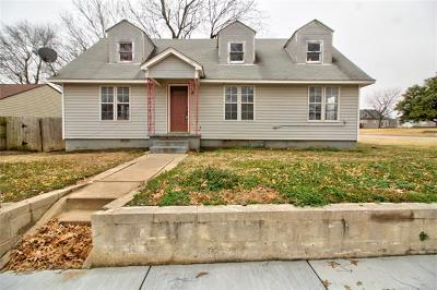 Collinsville Single Family Home For Sale: 124 N 14th Street