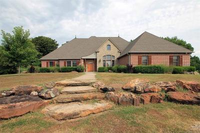 Skiatook Single Family Home For Sale: 1715 E 156th Street North