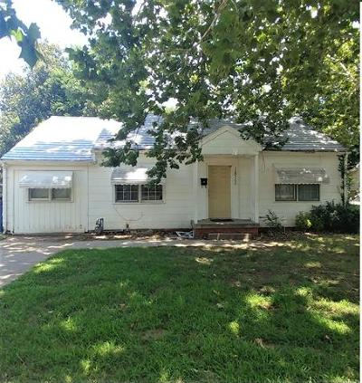 Tulsa Single Family Home For Sale: 1811 N Main Street