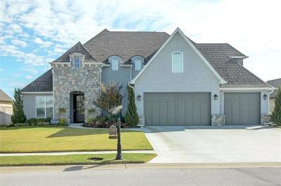 Bixby Single Family Home For Sale: 13405 S 68th East Avenue