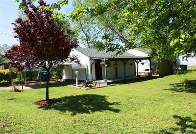 Tulsa Single Family Home For Sale: 108 S Pittsburg Avenue