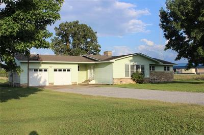 Wilburton Single Family Home For Sale: 822 SW Hwy 2