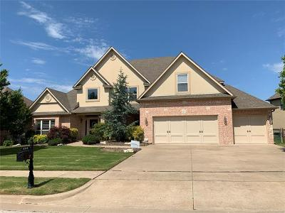 Broken Arrow Single Family Home For Sale: 4114 N Maple Place