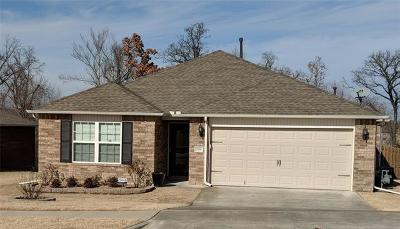 Broken Arrow Single Family Home For Sale: 2600 W Huntsville Street