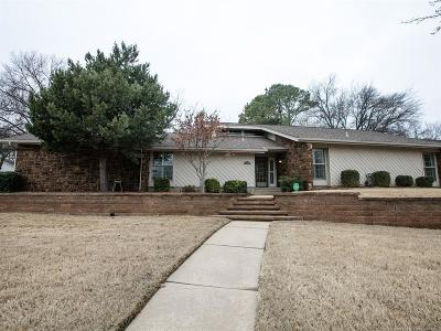 Tulsa Single Family Home For Sale: 8222 S Marion Avenue