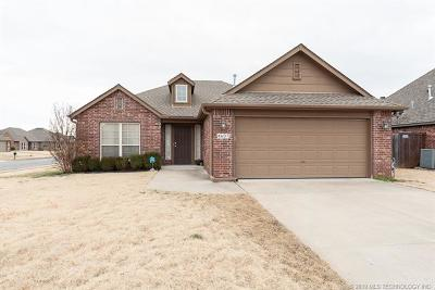 Tulsa Single Family Home For Sale: 4607 S 177th East Place