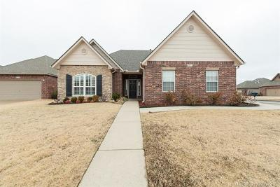 Tulsa Single Family Home For Sale: 4711 S 186th East Avenue