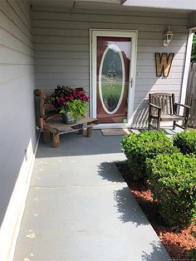 Broken Arrow Single Family Home For Sale: 1504 W El Paso Street