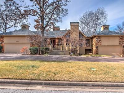 Tulsa Single Family Home For Sale: 6130 S Oswego Avenue