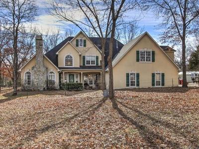 Catoosa Single Family Home For Sale: 30052 E 6th Street