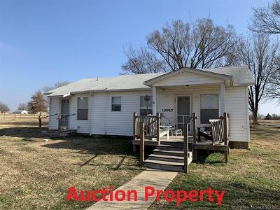 Inola Single Family Home For Sale: 35304 S 4250 Road