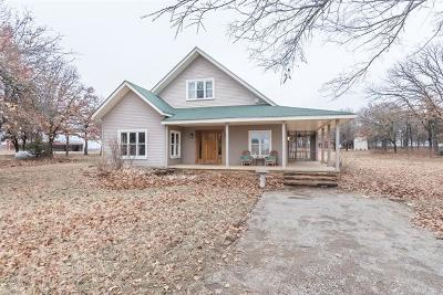 Barnsdall Single Family Home For Sale: 6917 County Road 2420