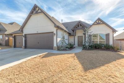 Broken Arrow Single Family Home For Sale: 7209 E Memphis Street