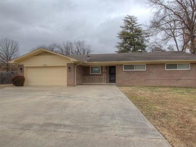 Tulsa Single Family Home For Sale: 4138 S New Haven Place