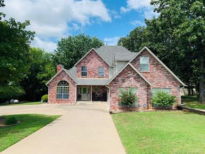 Collinsville Single Family Home For Sale: 15408 N 149th East Avenue