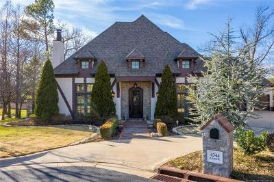 Tulsa County Single Family Home For Sale: 4344 S Lewis Place