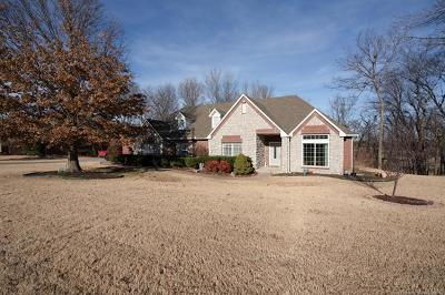 Catoosa Single Family Home For Sale: 3605 N Hwy 66 Old