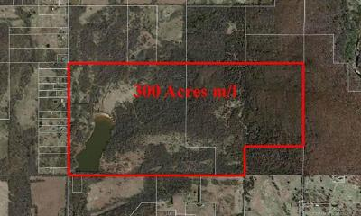 Hulbert OK Residential Lots & Land For Sale: $550,000