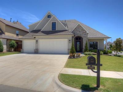 Tulsa County Single Family Home For Sale: 11021 S Joplin Place