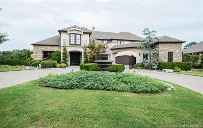 Tulsa County Single Family Home For Sale: 7019 E 118th Street S