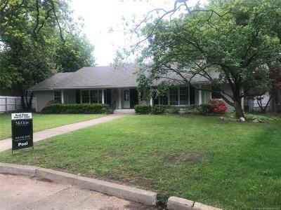 Tulsa County Single Family Home For Sale: 2803 E 47th Place