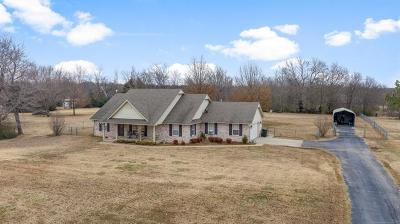 Claremore Single Family Home For Sale: 18067 Quail Meadow Drive