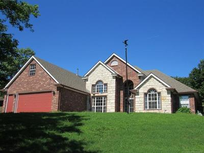 Collinsville Single Family Home For Sale: 18195 Valley Avenue