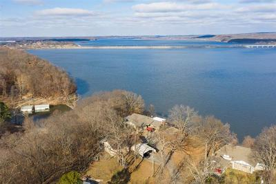 Pryor Single Family Home For Sale: 329 Big Bluff Road