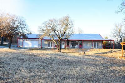 Ada Single Family Home For Sale: 21786 County Road 1553