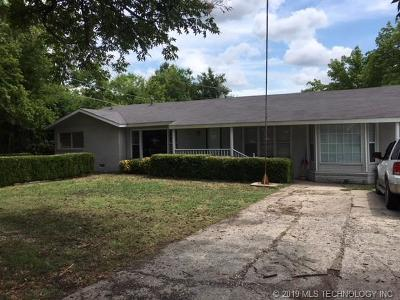 Ada Single Family Home For Sale: 1829 Woodland Drive