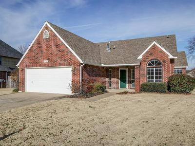 Owasso Single Family Home For Sale: 12507 E 88th Street North