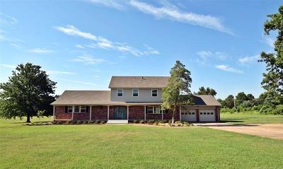 Tahlequah OK Single Family Home For Sale: $489,900