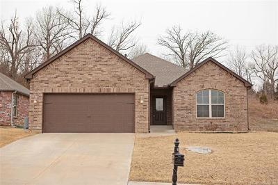 Sand Springs Single Family Home For Sale: 4612 S Linwood Drive