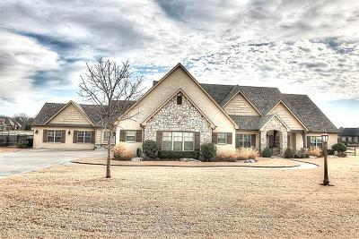 Single Family Home For Sale: 7025 E Wilderness Trail