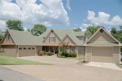 Stigler Single Family Home For Sale: 234 E Bk 705 Road