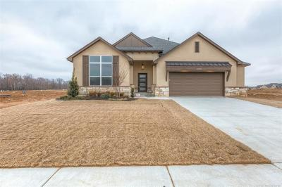 Jenks Single Family Home For Sale: 12583 S 6th Street