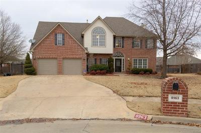 Owasso Single Family Home For Sale: 8963 N 133rd East Avenue