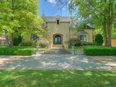 Tulsa County Single Family Home For Sale: 8731 S Gary Avenue