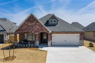 Jenks Single Family Home For Sale: 12905 S 5th Street