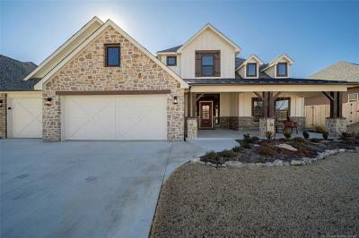 Jenks Single Family Home For Sale: 448 E 129th Place S