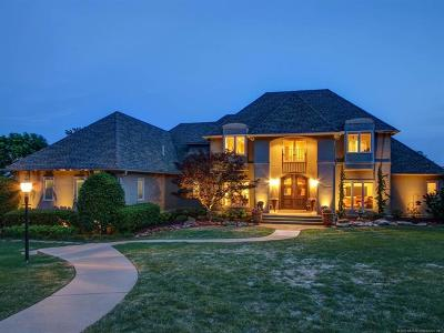 Tulsa County Single Family Home For Sale: 11819 S 70th East Avenue