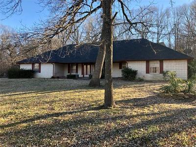 Ada Single Family Home For Sale: 325 Chickasaw Drive