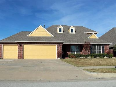 Jenks Single Family Home For Sale: 3709 W 107th Street