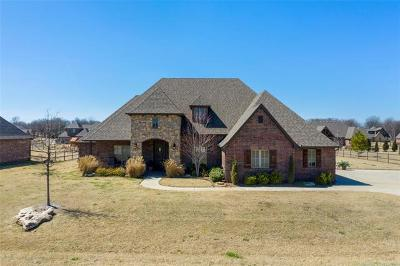 Owasso Single Family Home For Sale: 6934 N 195 East Avenue
