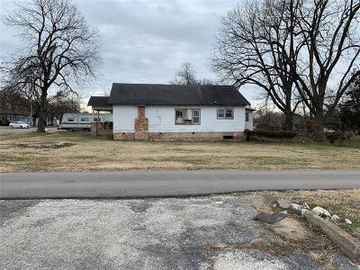 Ada Single Family Home For Sale: 219 S Hope Street